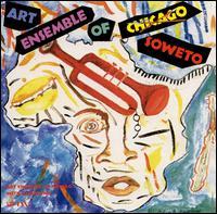 THE ART ENSEMBLE OF CHICAGO - Art Ensemble of Soweto cover