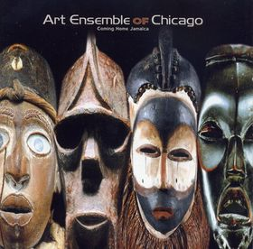 THE ART ENSEMBLE OF CHICAGO - Coming Home Jamaica cover