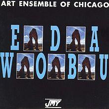 THE ART ENSEMBLE OF CHICAGO - Eda Wobu cover