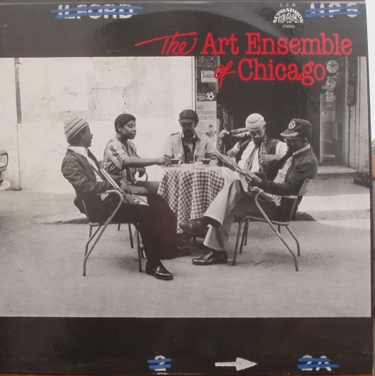 THE ART ENSEMBLE OF CHICAGO - The Art Ensemble Of Chicago cover