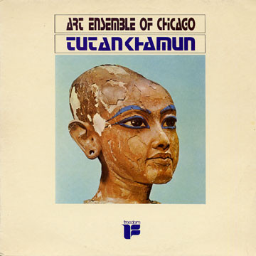 THE ART ENSEMBLE OF CHICAGO - Tutankhamun cover