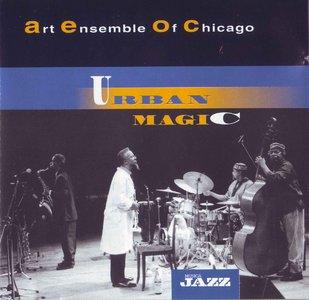 THE ART ENSEMBLE OF CHICAGO - Urban Magic cover