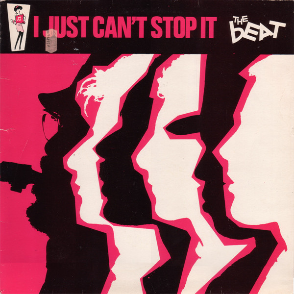 THE BEAT (THE ENGLISH BEAT) - I Just Cant Stop It cover