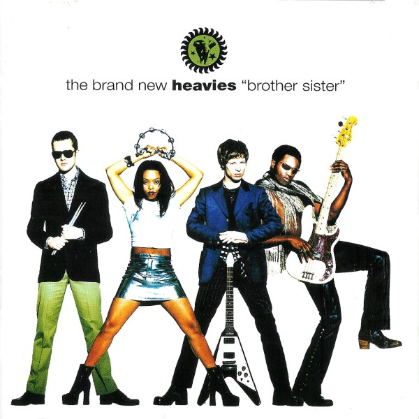 THE BRAND NEW HEAVIES - Brother Sister cover
