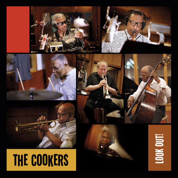 THE COOKERS - Look Out! cover