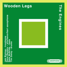 THE ENGINES - Wooden Legs cover
