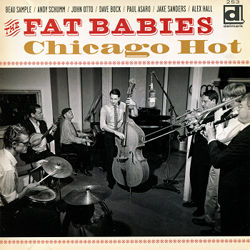 THE FAT BABIES - Chicago Hot cover