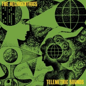 THE HELIOCENTRICS - Telemetric Sounds cover