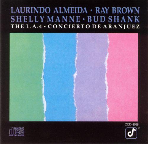 THE L.A. FOUR - Concierto de Aranjuez cover