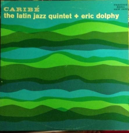 THE LATIN JAZZ QUINTET - Caribe cover
