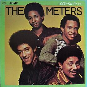 THE METERS - Look-Ka Py Py cover
