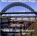 THE WEST JESMOND RHYTHM KINGS - Stay Out Of The South cover