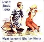 THE WEST JESMOND RHYTHM KINGS - W.J.R.K. Live At Bude Jazz Festival cover