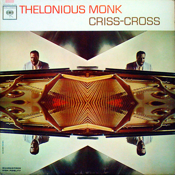 THELONIOUS MONK - Criss Cross cover