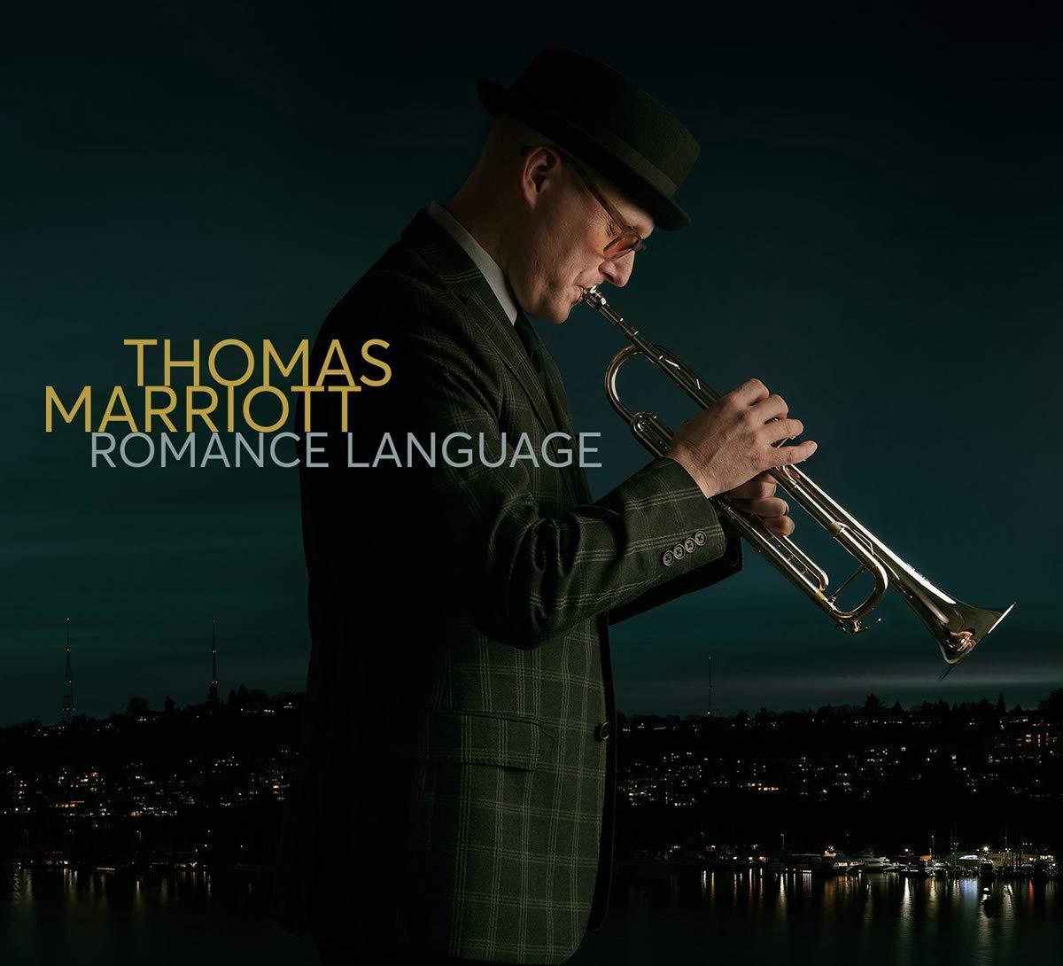 THOMAS MARRIOTT - Romance Language cover