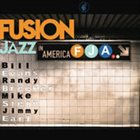 10000 VARIOUS ARTISTS Fusion Jazz in America album cover