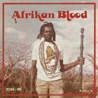 10000 VARIOUS ARTISTS Afrikan Blood album cover