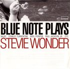 10000 VARIOUS ARTISTS Blue Note Plays Stevie Wonder album cover