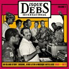 10000 VARIOUS ARTISTS Disques Debs International Vol. 1 album cover