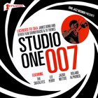 10000 VARIOUS ARTISTS Studio One 007 : Licensed to Ska album cover