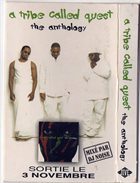 A TRIBE CALLED QUEST The Anthology album cover