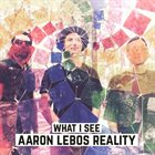 AARON LEBOS REALITY What I See album cover