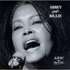 ABBEY LINCOLN Abbey Sings Billie album cover