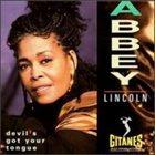 ABBEY LINCOLN Devil's Got Your Tongue album cover