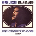 ABBEY LINCOLN Straight Ahead album cover
