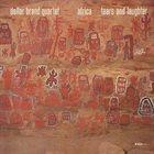 ABDULLAH IBRAHIM (DOLLAR BRAND) Africa - Tears And Laughter album cover