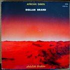 ABDULLAH IBRAHIM (DOLLAR BRAND) African Dawn album cover