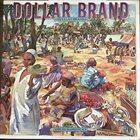ABDULLAH IBRAHIM (DOLLAR BRAND) African Marketplace album cover