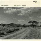 ABDULLAH IBRAHIM (DOLLAR BRAND) African Space Program album cover