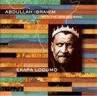 ABDULLAH IBRAHIM (DOLLAR BRAND) Ekapa Lodumo (with the NDR Big Band) album cover