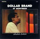 ABDULLAH IBRAHIM (DOLLAR BRAND) Live at Montreux album cover