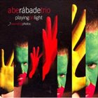 ABE RÁBADE Playing on Light album cover