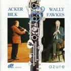 ACKER BILK Azure album cover