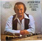 ACKER BILK Free album cover