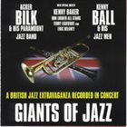 ACKER BILK Giants of Jazz album cover