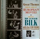 ACKER BILK Great Themes From Great European Movies album cover