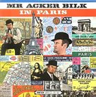 ACKER BILK In Paris album cover
