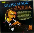 ACKER BILK Sheer Magic album cover