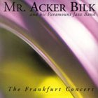 ACKER BILK The Frankfurt Concert album cover