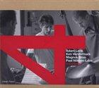 ADAM LANE 4 Corners album cover