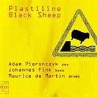 ADAM PIEROŃCZYK Plastiline Black Sheep album cover