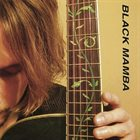 ADRIAN RASO Black Mamba album cover