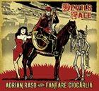 ADRIAN RASO Devil's Tale album cover