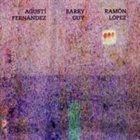 AGUSTÍ FERNÁNDEZ — Aurora album cover