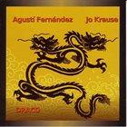 AGUSTÍ FERNÁNDEZ Draco (with Jo Krause) album cover