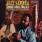 AHMED ABDUL-MALIK Jazz Sahara album cover